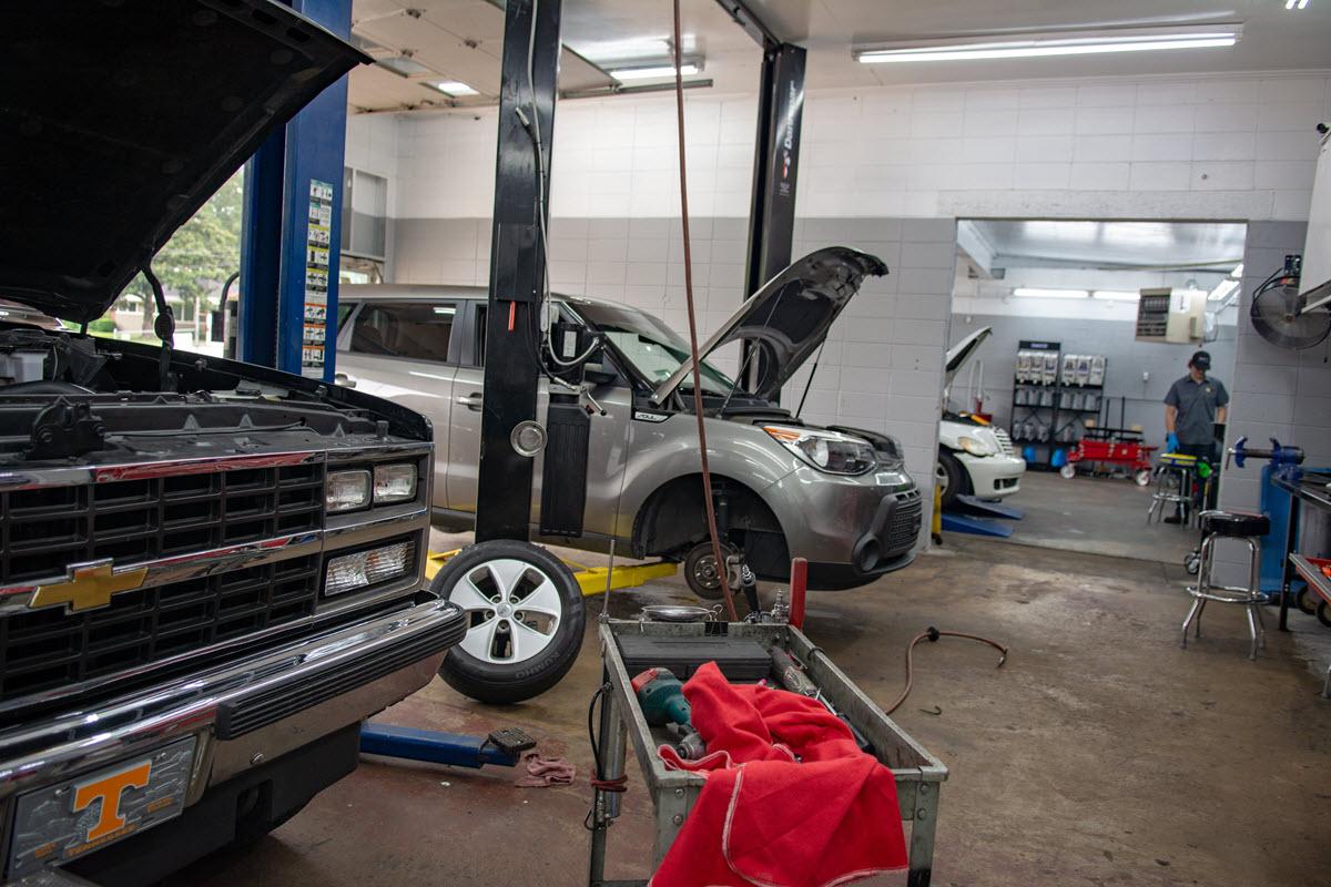 Auto Repair Service In Hixson Chattanooga Tn